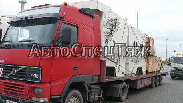 перевозка экскаватора Terex RH120