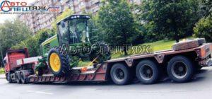 перевозка тракторов фото