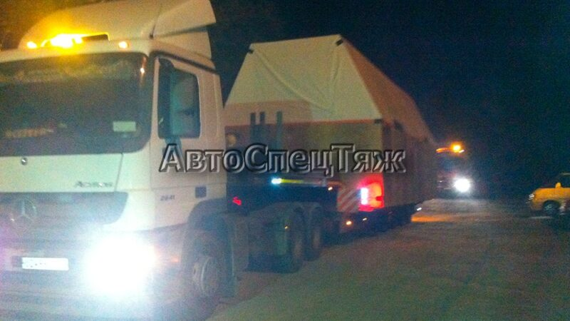перевозка грузов колонна фото 4