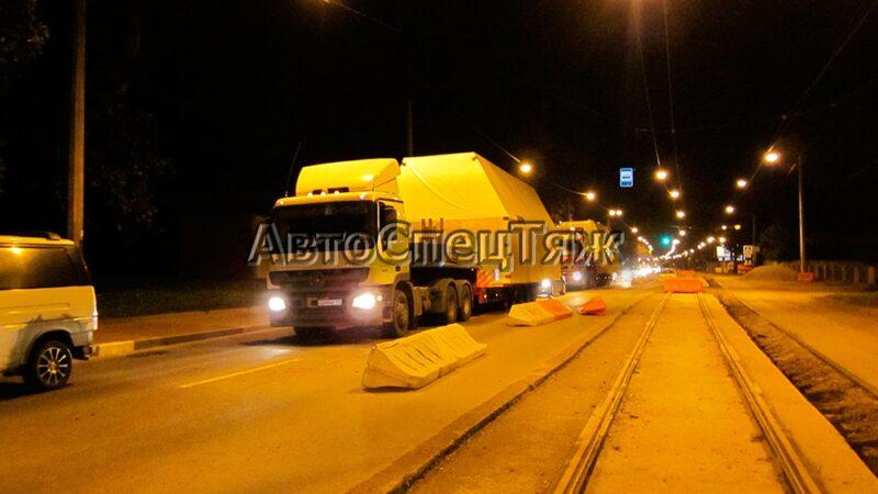 перевозка грузов колонна фото 2