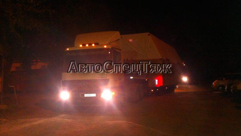 перевозка грузов колонна фото 1