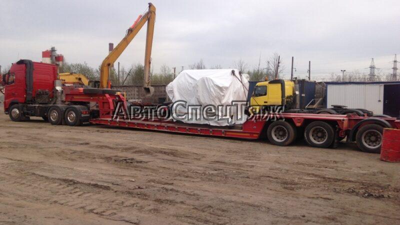 перевозка дробильного оборудования фото 3