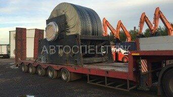 Перевозка оборудования для гидро-электро станции - 3