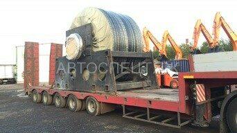 перевозка оборудования для гидро-электро станции - 2